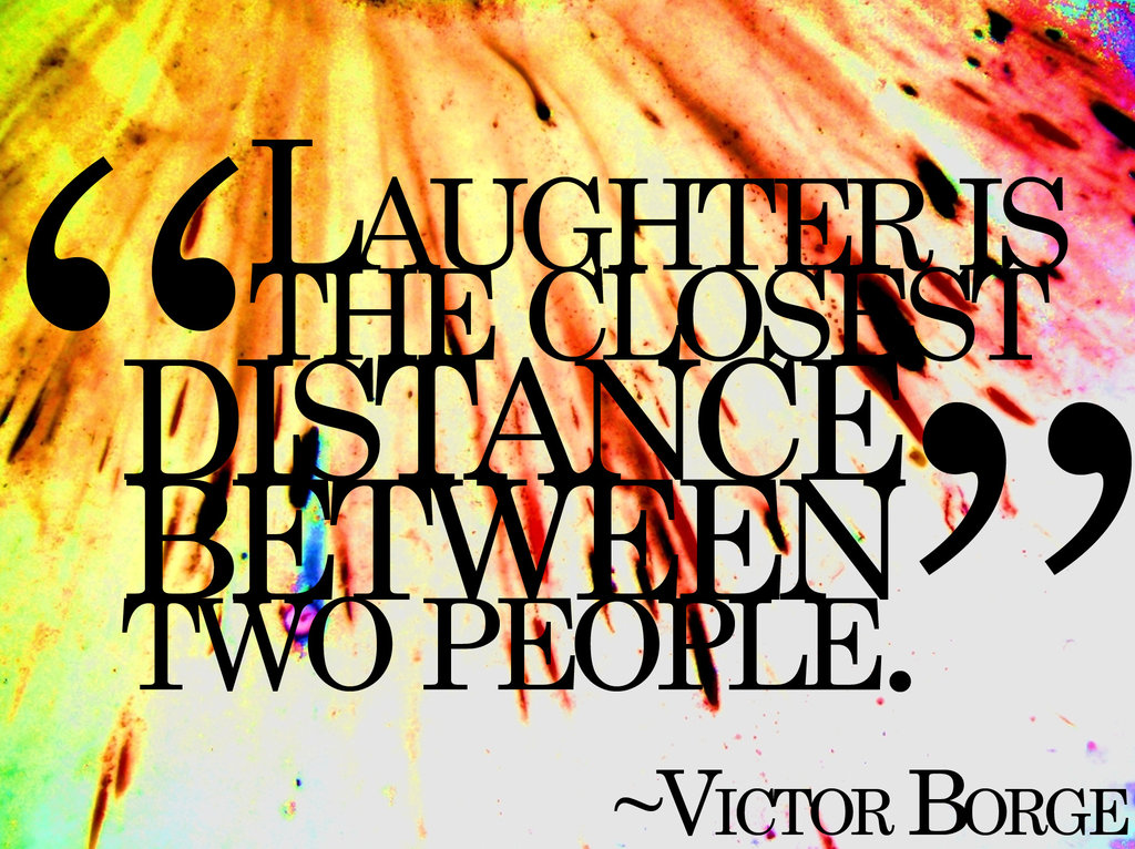laughter quote